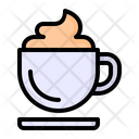 Coffee Cappuccino Cream Icon
