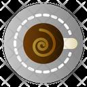 Coffee Cappuccino Espresso Icon