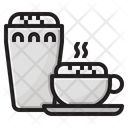 Coffee Cold Ice Icon