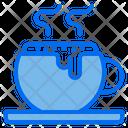Cappuccino Beverage Restaurant Icon