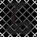 Capricorn Astrology Symbol Icon