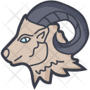 Goat Capricorn Astrology Icon