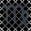 Capricornus Icon