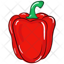 Capsicum Bell Pepper Paprika Icon