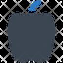 Pepper Vegetable Capsicum Icon