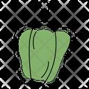 Capsicum Pepper Annuum Icon