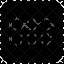 Capslock key Icon