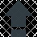 Capslock sign Icon