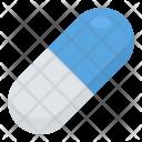 Capsule Pills Medicine Icon