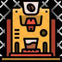 Capsule Machine Icon