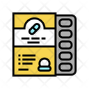 Capsule Packet Icon