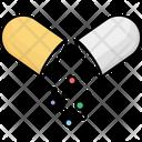 Capsule Powder Icon