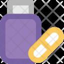 Capsules Container Medicine Icon