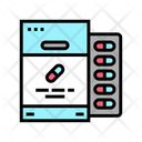 Capsules Package Capsules Package Icon