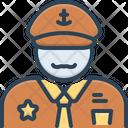 Captain Skipper Padrone Icon