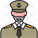 Captain Avatar Professional Icon
