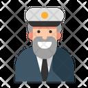 Captain Profession Occupation Icon