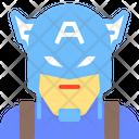 Captain America America Avengers Icon