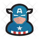 Captain America Cap America Icon