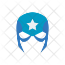 Captain America Cap Mask Icon