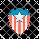 Captain America Shield Captain America Captain Icon