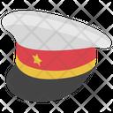 Captain Cap Icon