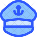 Cruise Yacht Ship Icon