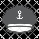 Captain Hat Captain Hat Icon