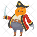 Captain Pirate Icon