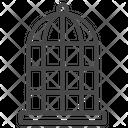 Captive Constrain Imprison Icon