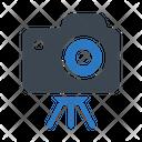 Camera Capture Movie Icon