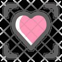 Capture Love Icon