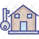 Capture Of House Icon