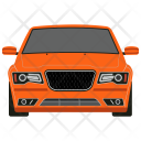 Car Hatchback Luxury Icon