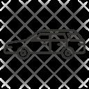 Car Station Wagon Icon