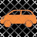 Auto Car Transport Icon