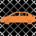 Car Sedan Transport Icon