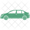 Car Sedan Transport Icon