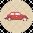 Car Vehicle Retro Icon