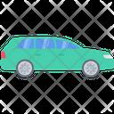 Station Wagon Car Icon