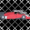 Car Formula One Transport Icon