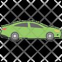 Car Transportation Cab Icon