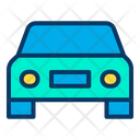 Car Four Wheeler Vehicle Icon