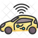 Technology Car Vehicle Icon