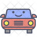 Car Roadway Trip Icon