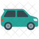 Auto Car Hatchback Icon