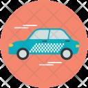 Car Race Vehicle Icon