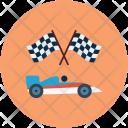 Car Racing Championship Icon