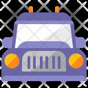Car Transportation Icon