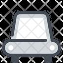 Car Car Rental Parking Icon